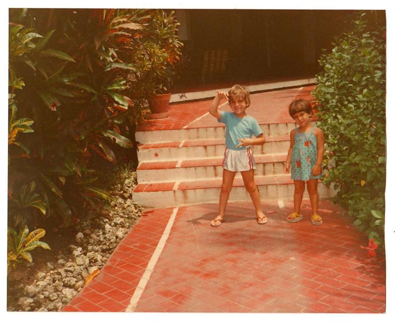 Gastón y Isabel, 1980