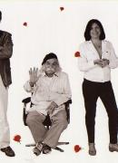 Libros y rosas. Celebración de los 50 años de la editorial Alfa, 2008.