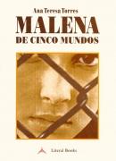 Malena de cinco mundos, Literal Books, 1997.jpg