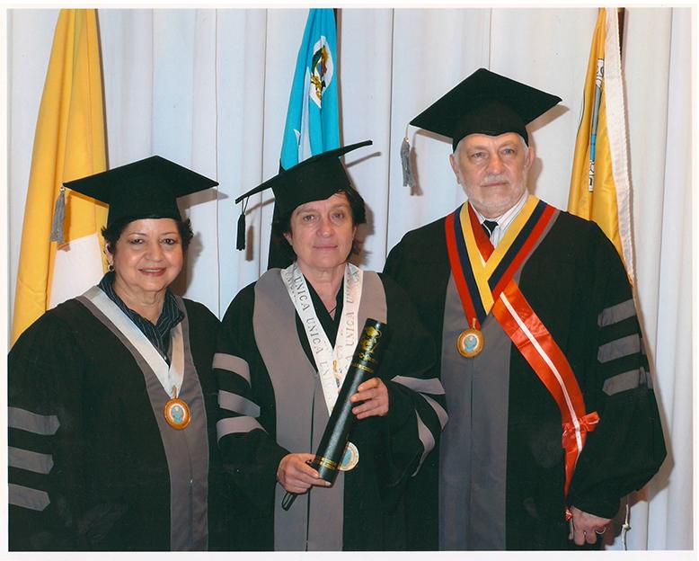 2010, Doctorado Unica, 2 2