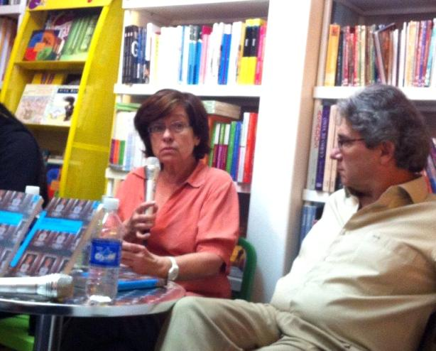 Con Axel Capriles en Foro sobre el 11 de abril