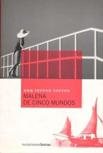 Malena de cinco mundos, veintisieteletras, 2008